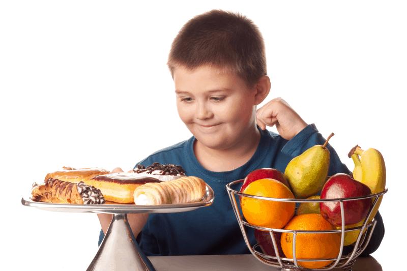 Хранене при деца с аутизъм