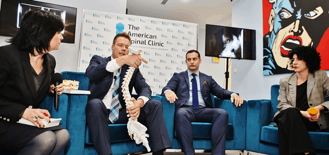 В столицата отвори врати американска клиника по хиропрактика