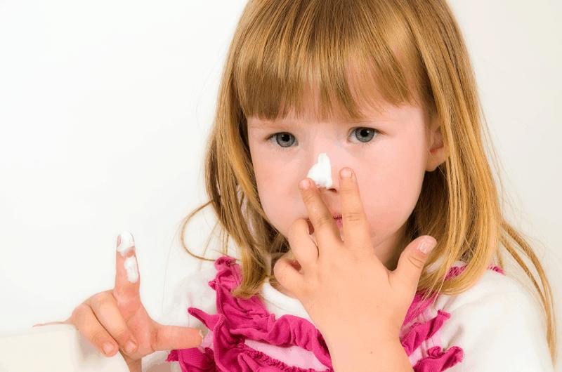 Пиодермии в детска възраст