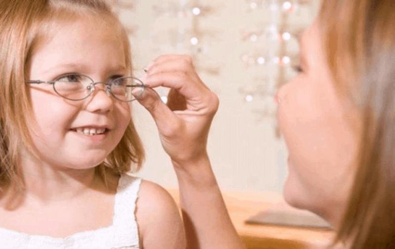 Най-честите очни заболявания при децата и тяхното откриване