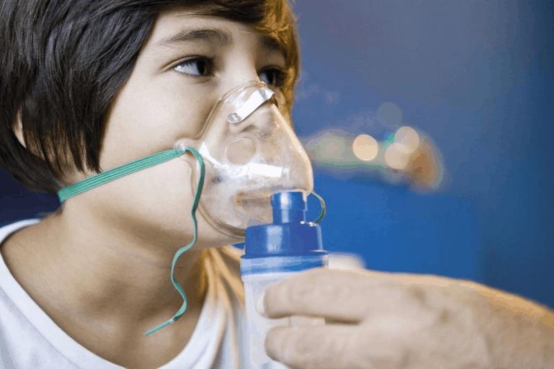 Функционално изследване на дишането в детска възраст