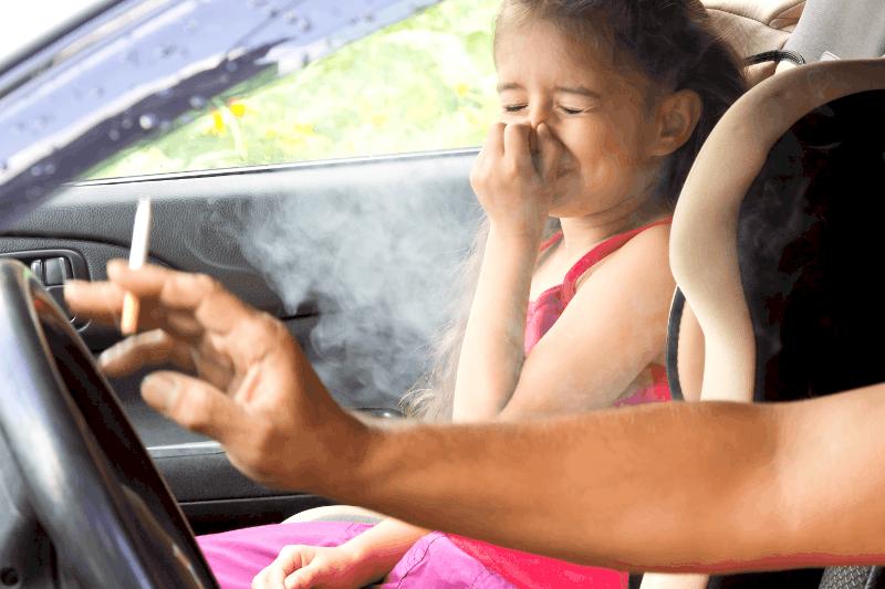 Пасивно тютюнопушене – рисков фактор за бронхиална обструкция в детска възраст