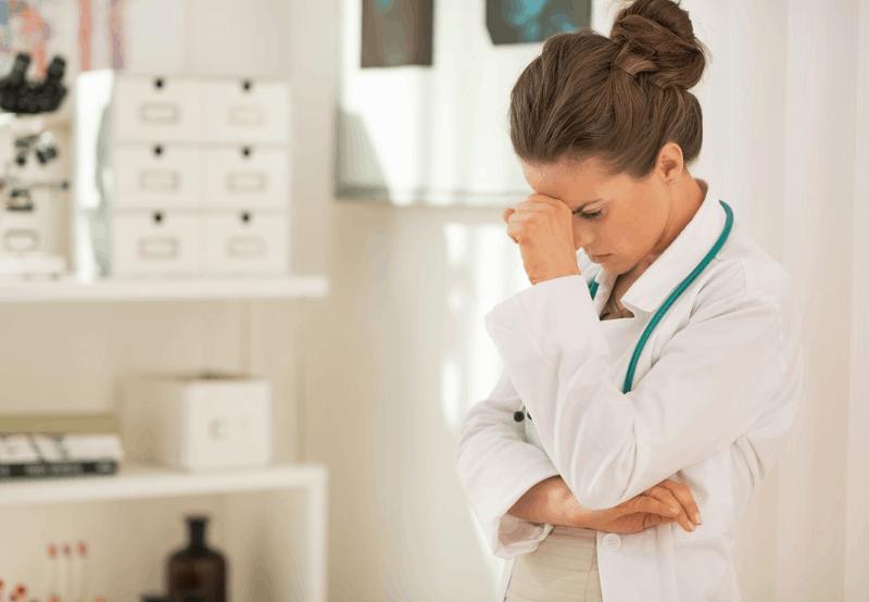 Стресът в медицинската практика