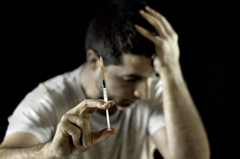 Абстиненция към хероин