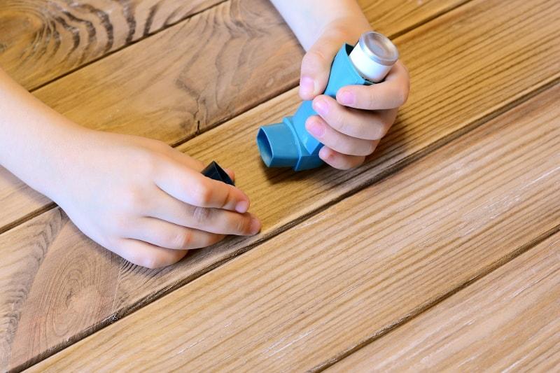 Инхалаторен адреналин за лечение на остър ларинготрахеит в детска възраст