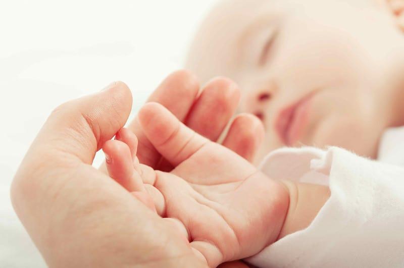 Хеморагична болест на новороденото дете