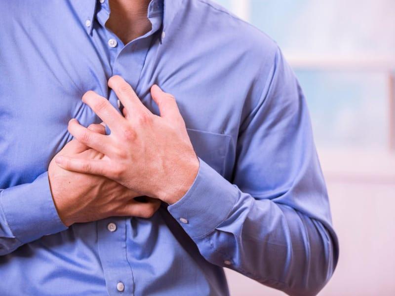Остра сърдечна недостатъчност