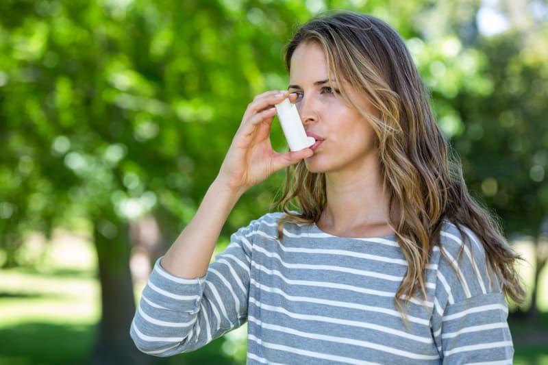 Механизми на тежка кортикостероиди – резистентна бронхиална астма