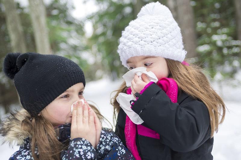 Видове кашлица в детска възраст и терапевтично поведение