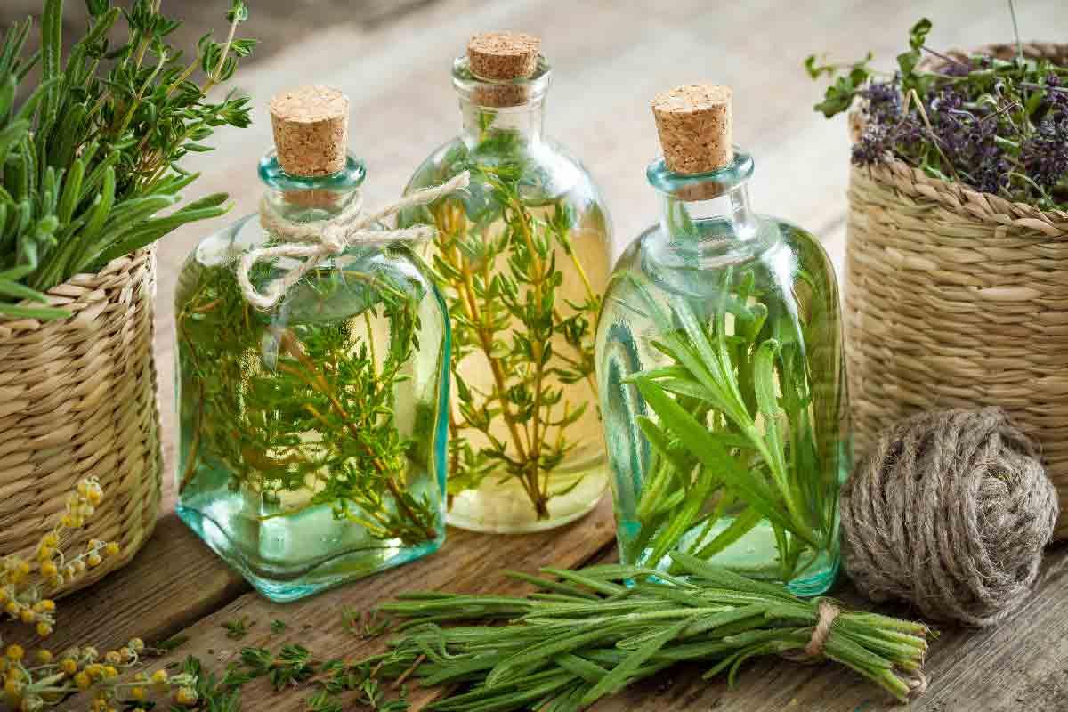 Антиинфекциозни ефекти на етеричните масла
