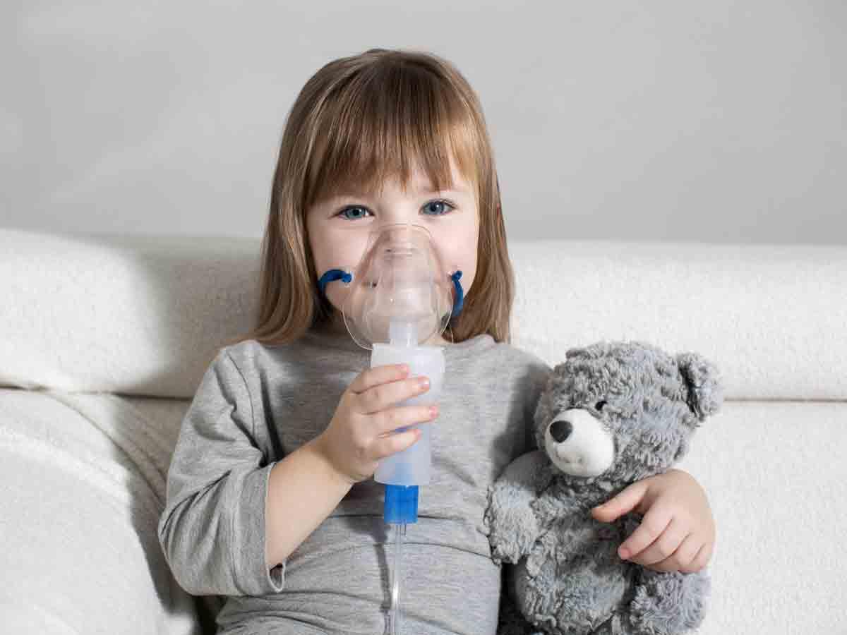Контрол на астмата в детска възраст GINA 2018