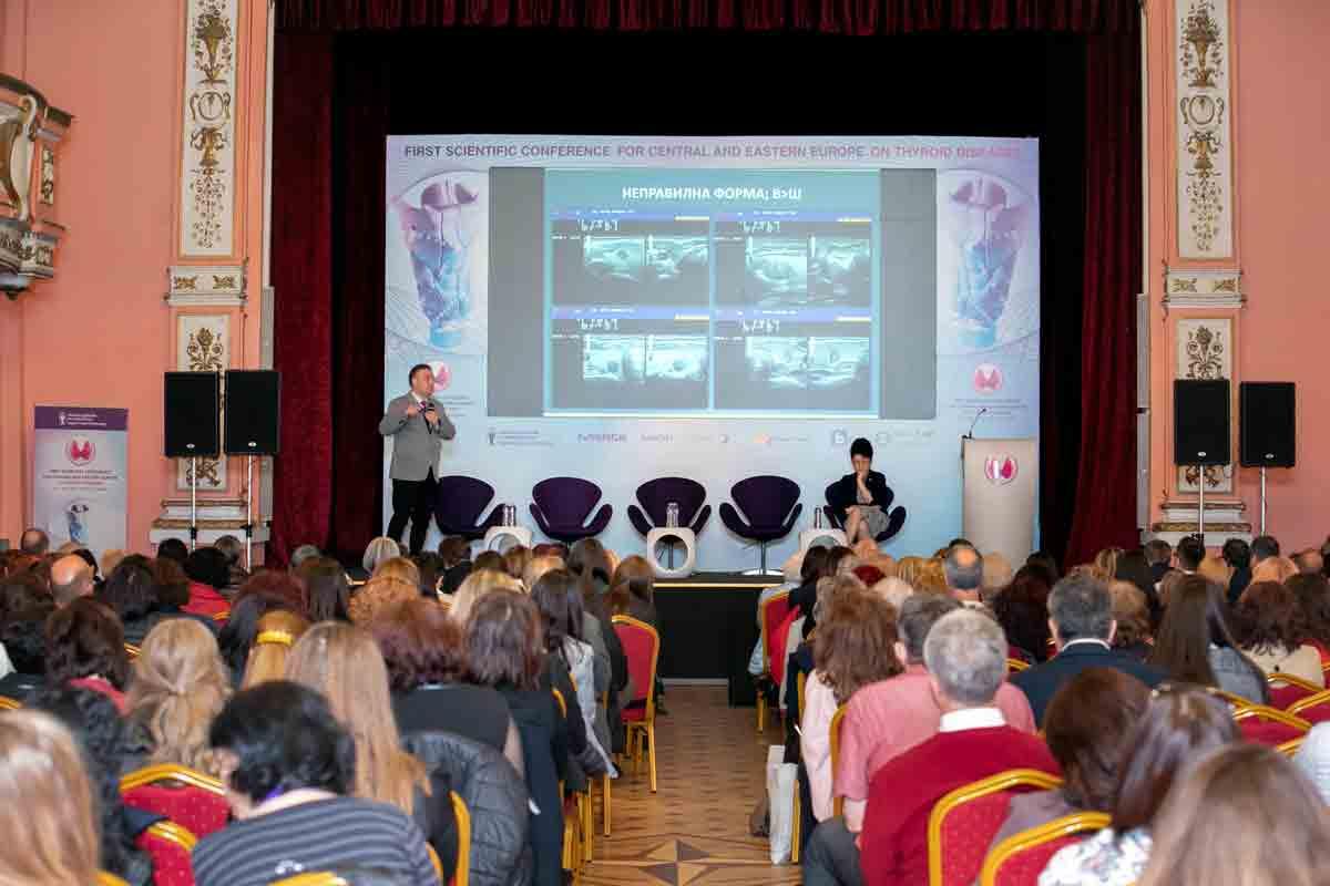 В София се учреди Югоизточен европейски клуб по ендокринни тумори, в който ще членуват специалисти от 11 страни