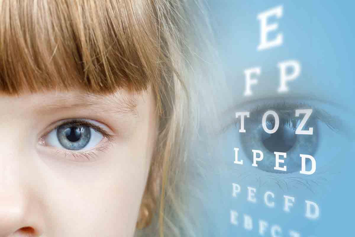 Сензорен страбизъм или кривогледството като първи клиничен симптом на органични заболявания на окото в детска възраст