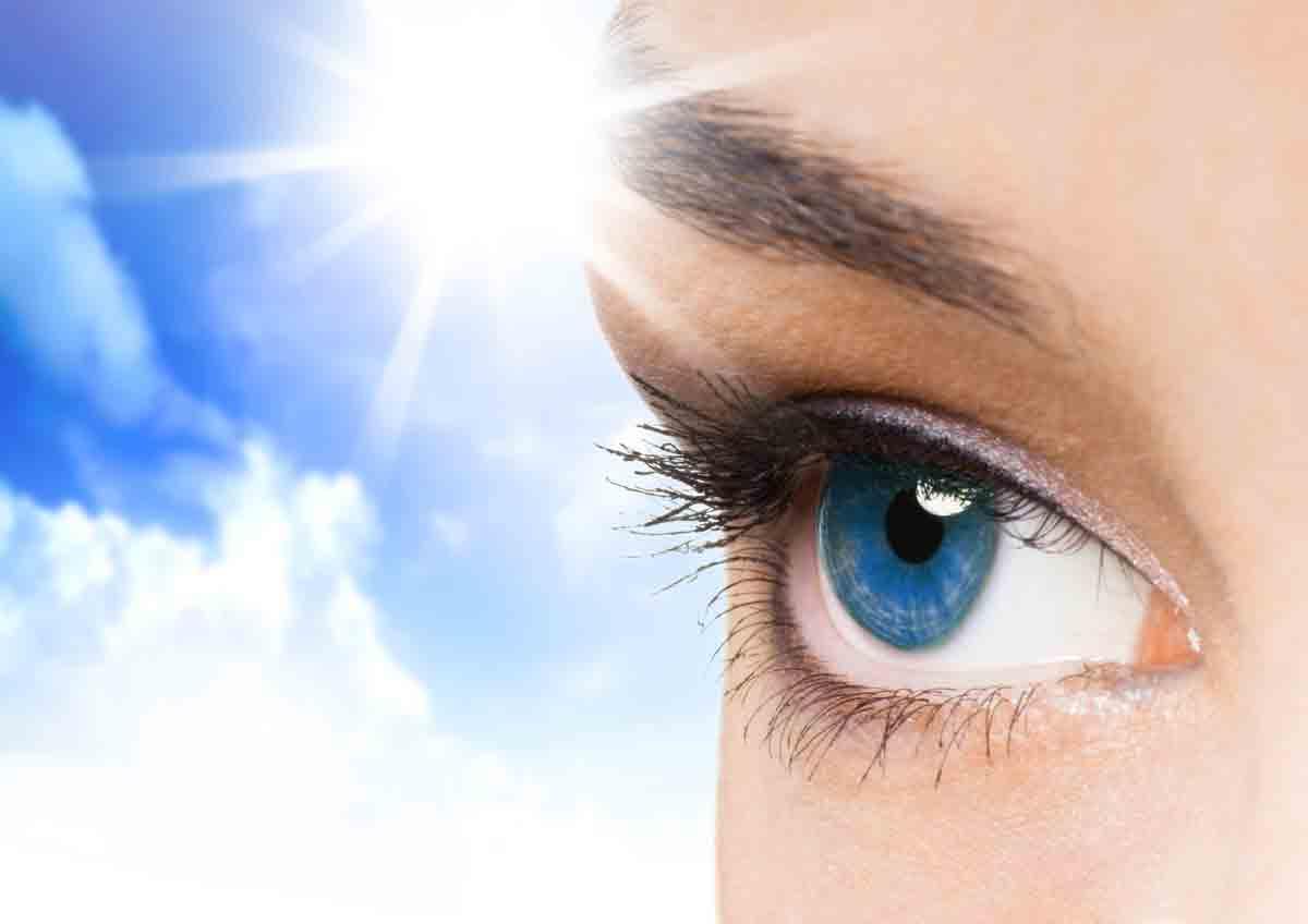 Какво остава скрито за очите? Влияние на ултравиолетова светлина върху окото