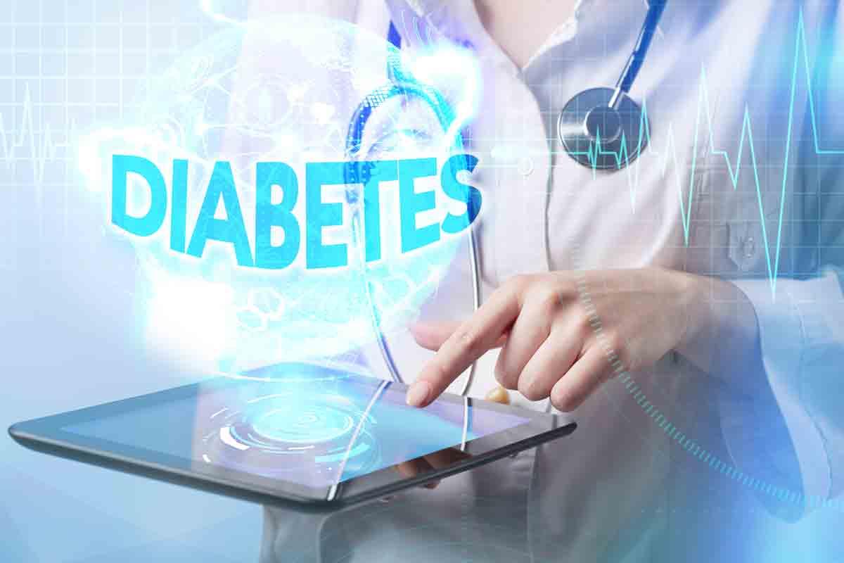 Диабет и око
