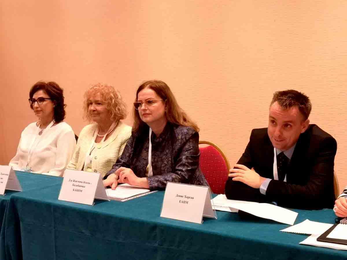 Експерти дават насоки за внедряването на персонализираната медицина в здравните системи на ЕС  на Балканска конференция в София