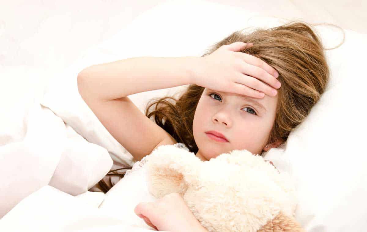 Приложение на Migrenon при мигрена в детската възраст