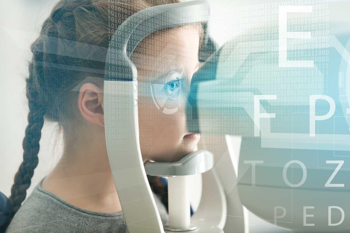 Скринингови програми за зрение при децата