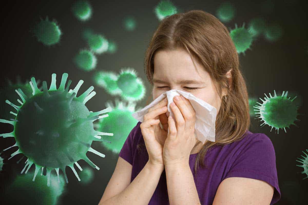Максимална антивирусна защита за възрастни в условията на повишена заболеваемост от респираторни инфекции