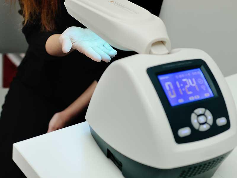 Приложение на UV A1 в дерматологията