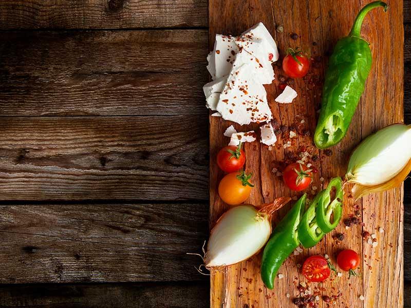 Антиоксидантният облик на балканската диета