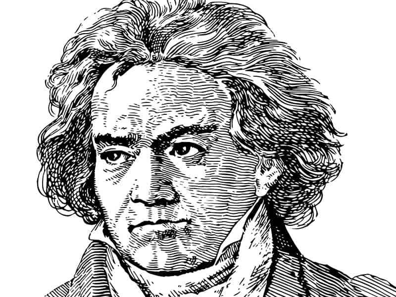 Лудвиг Ван Бетховен (1770-1827) – патография на гения