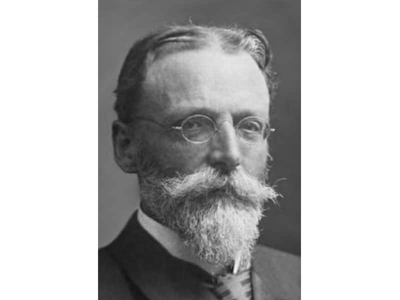 Theodor Escherich (1857-1911) и Escherichia coli