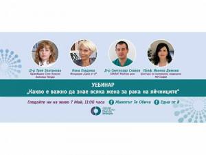Световния ден за борба с рака на яйчниците